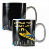 Batman - Mug effet thermique