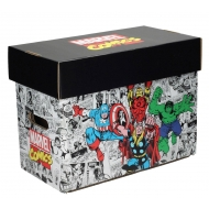 Marvel Comics - Boîte de rangement Characters 40 x 21 x 30 cm