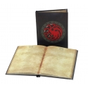 Game of Thrones - Notebook Lumineux Targaryen