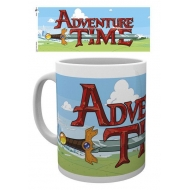 Adventure Time - Mug Logo