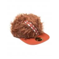 Star Wars - Casquette hip hop Chewbacca Fur & Patch Artwork