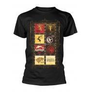 Game of Thrones - T-Shirt Block Sigils
