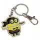 Minions - Porte clé métal Eye Matie 4cm
