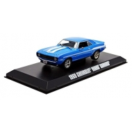 Fast & Furious - 2 Fast 2 Furious 1/43 1969 Chevrolet Camaro métal