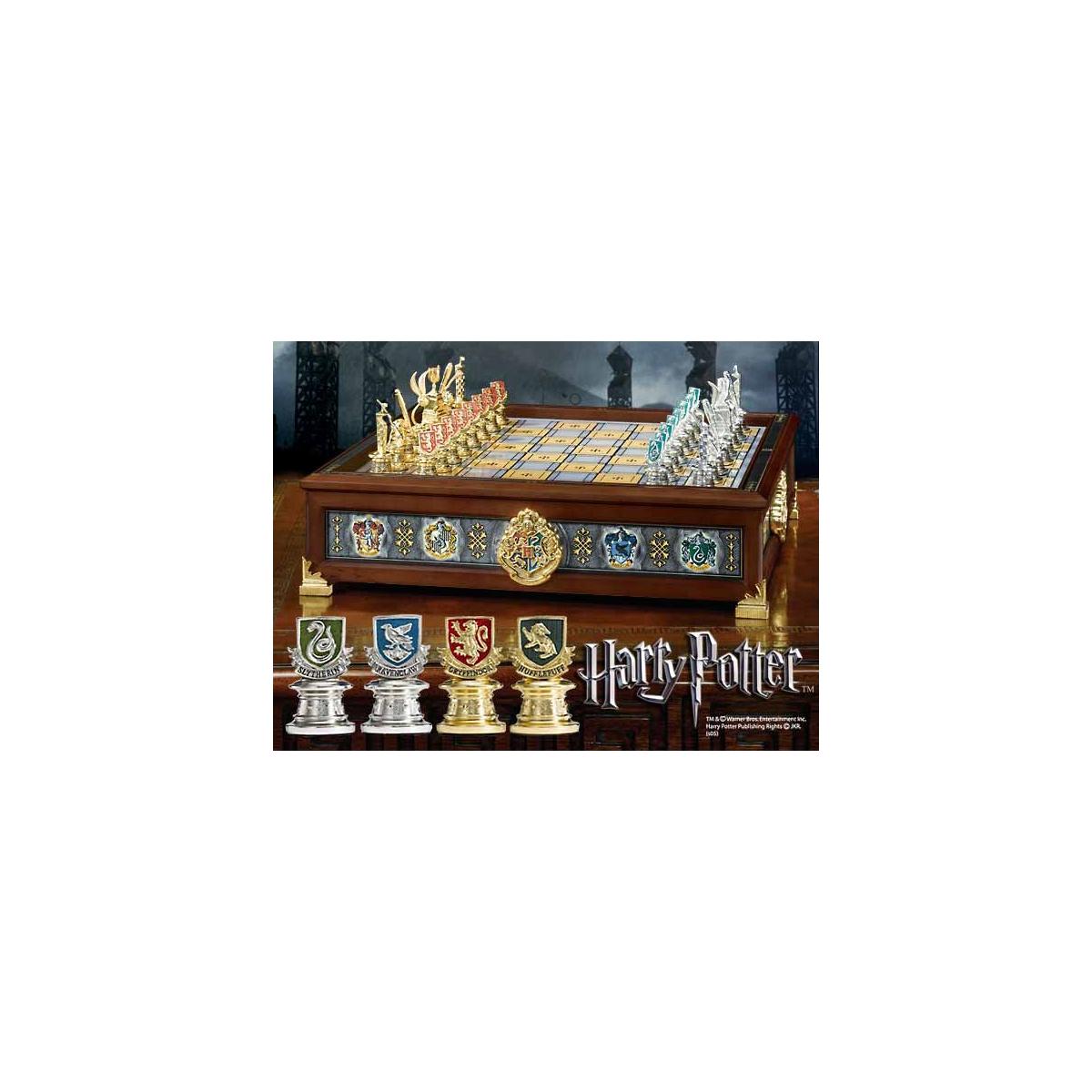 harry potter jeu d 39 echecs poudlard figurine discount. Black Bedroom Furniture Sets. Home Design Ideas