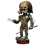 Predator - Figurine Head Knocker avec sa lance 23 cm