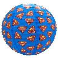 DC Comics - Lanterne Boule en Papier Superman Logos 30 cm