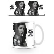 Star Wars - Mug 40th Anniversary Princess Leia