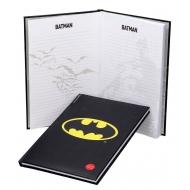 DC Comics - Cahier lumineux XL Batman Logo