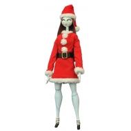 L'étrange Noël de monsieur Jack - Poupée Santa Sally Coffin Doll Unlimited Edition 36 cm