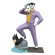 Batman The Animated Series - Statuette The Laughing Fish Joker 23 cm