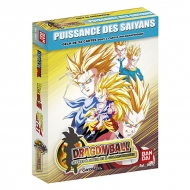 Dragon Ball Jcc - Starter Super Série Puissance des Saiyans  x 12