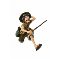 One Piece - Figurine SCultures Big Zoukeio Monkey D. Luffy Special Color Ver. 16 cm