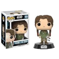 Star Wars Rogue One - Figurine POP! Bobble Head Young Jyn Erso 9 cm