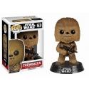 Star Wars - Episode VII POP! Vinyl Bobble Head Chewbacca 10 cm
