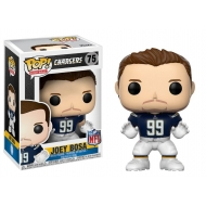 NFL - Figurine POP! Joey Bosa (Los Angeles Chargers) 9 cm