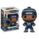 NFL - Figurine POP! Bobby Wagner (Seattle Seahawks) 9 cm