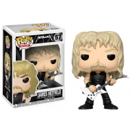 Metallica - Figurine POP! James Hetfield 9 cm