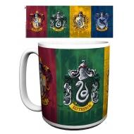 Harry Potter - Mug XL Crests
