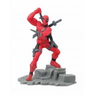 Marvel Comics - Mini figurine  Deadpool 7 cm