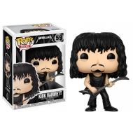 Metallica - Figurine POP! Kirk Hammett 9 cm