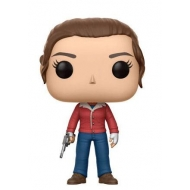 Stranger Things - Figurine POP! Nancy (avec pistolet) 9 cm