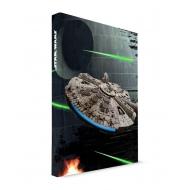 Star Wars - Cahier lumineux Millenium Falcon