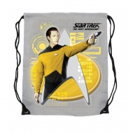 Star Trek - Sac en toile Lt. Commander Data