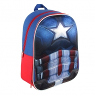 Captain America Civil War - Sac à dos 3D Captain America