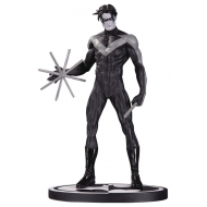 Batman - Statuette Black & White Nightwing by Jim Lee 19 cm