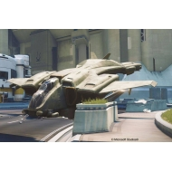 Halo - Maquette sonore et lumineuse 1/100 UNSC-Pelican