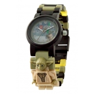 Star Wars - Montre Lego Yoda