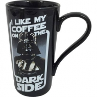 Star Wars - Mug Latte-Macchiato Dark Side