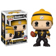 NFL - POP! Figurine Ben Roethlisberger (Pittsburgh Steelers) 9 cm