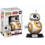 Star Wars Episode VIII - Figurine POP! Bobble Head BB-8 9 cm