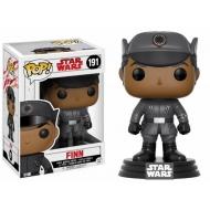 Star Wars Episode VIII - Figurine POP! Bobble Head Finn 9 cm