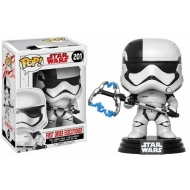 Star Wars Episode VIII - Figurine POP! Bobble Head First Order Executioner 9 cm