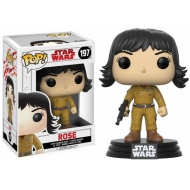 Star Wars Episode VIII - Figurine POP! Bobble Head Rose 9 cm