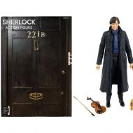 Sherlock - Figurine Sherlock Holmes 15cm