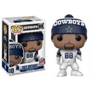 NFL - Figurine POP! Dez Bryant (Dallas Cowboys) 9 cm