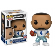 NFL - Figurine POP! Dak Prescott (Dallas Cowboys) 9 cm