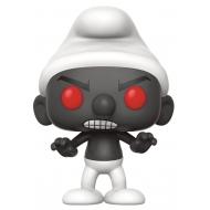Les Schtroumpfs - Figurine POP! Schtroumpf Noir 9 cm