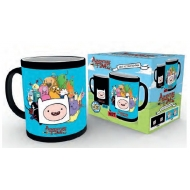 Adventure Time - Mug effet thermique Characters
