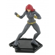 Avengers - Mini figurine Black Widow 9 cm