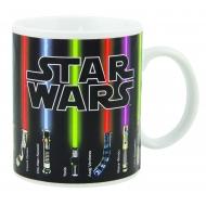 Star Wars - Mug effet thermique Lightsaber