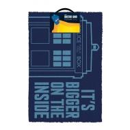 Doctor Who - Paillasson Tardis 40 x 60 cm
