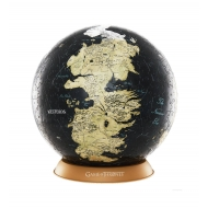 Game of Thrones - Puzzle 3D Globe Unknown World 80 pièces
