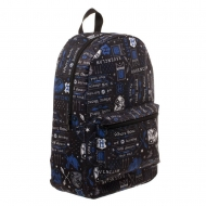 Harry Potter - Sac à dos Icon Print Ravenclaw