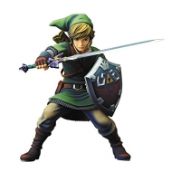 The Legend of Zelda Skyward Sword - Statuette 1/7 Link 20 cm