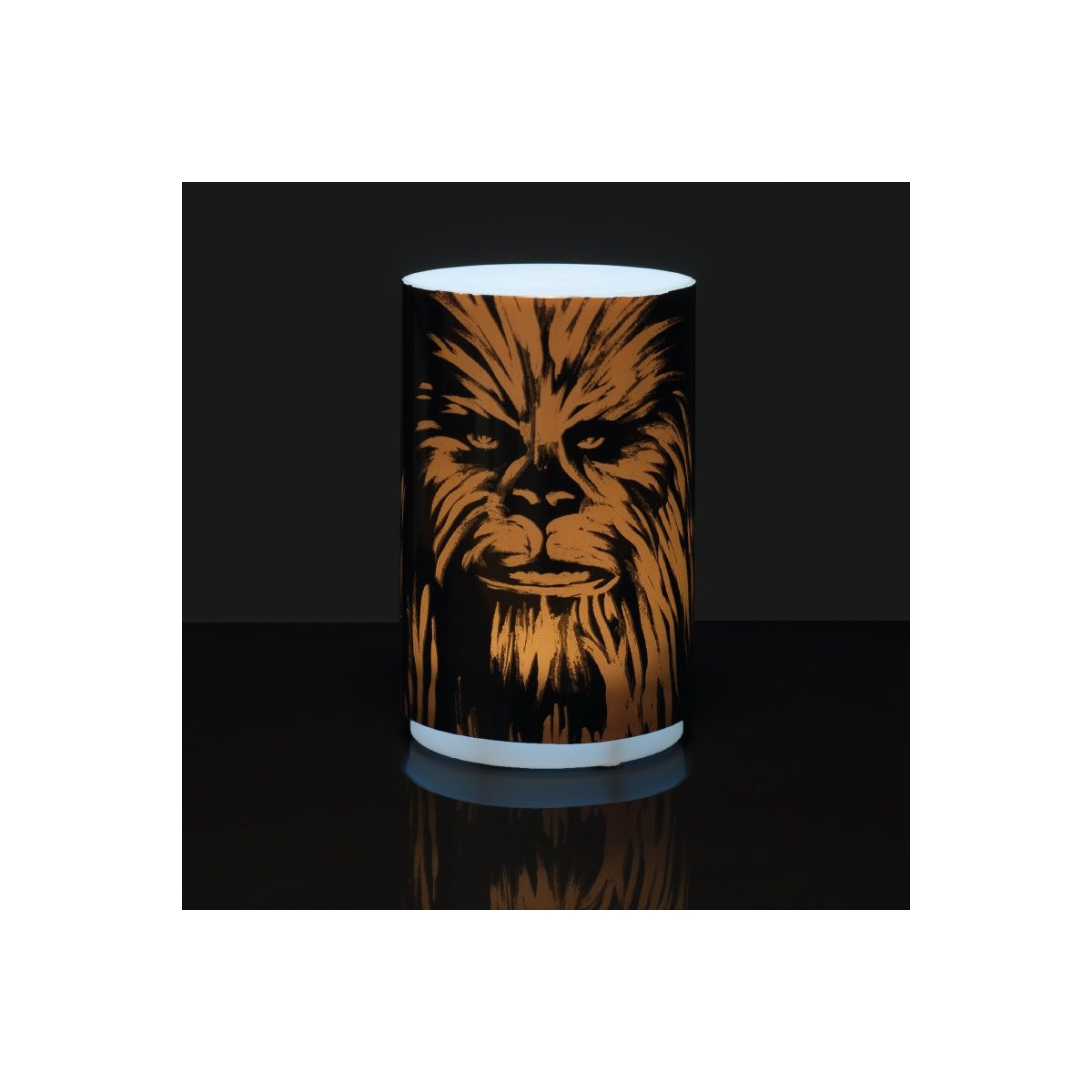 star wars episode viii veilleuse sonore chewbacca figurine discount. Black Bedroom Furniture Sets. Home Design Ideas